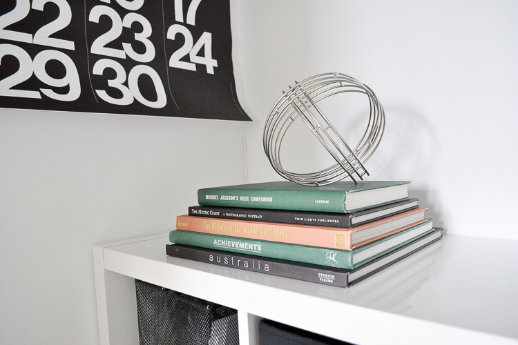 Easy Hack to Create Vintage Book Decor
