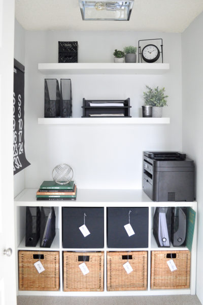Budget office makeover