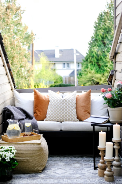 patio refresh after